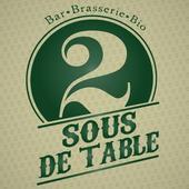 2 sous de Table 1.1