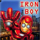 Iron Boy 1.0