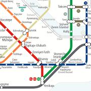 Metro Map: Istanbul (Offline) 1.3.4