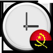 Angola Clock & RSS Widget 1.0