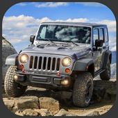 Offroad Jeep Hill Climb Driving SIM