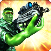 Superhero Counter Terrorist - Third Person Shooter 1.6