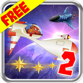 Angry Pet Space Wars Rescue 2