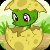 com.apricus.jungle.Dinosaur icon