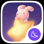 Candy Rabbit APUS theme 1.0.0