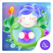 Dream Green Plant Nature--APUS Launcher theme 22.0