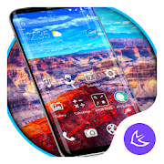 Grand Canyon APUS Launcher theme 1