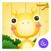 Jack deer-APUS Launcher theme
