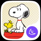 Snoopy theme for APUS 2