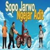 Sopo Jarwo pursue Adit 3.0