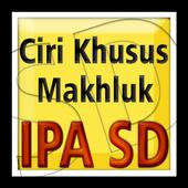IPA SD Ciri Khusus Makhluk 1.7