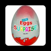 Surprise Eggs Toys - 1 1.5