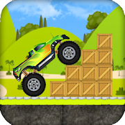 Monster Car: Bumpy Road 1.7