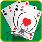 Spider Solitaire Free Game Fun 8.7.6