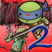 Turtle Ninja 2: Zombie Attack 1.0.0