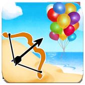 Beach Archer Balloon Shooting 1.0
