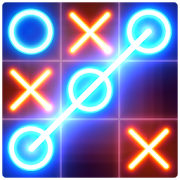 Tic Tac Toe glow - Free Puzzle Game 2.4