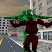 Transformer Ranger 2k17 1.1