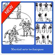 Martial arts techniques 1.0