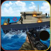 Navy FPS Commando Gun Shoot: Ship war 1.0