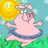 Talking Pink Pig