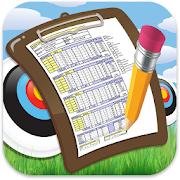 Archery Score Sheets 10.3