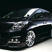 Wallpapers Toyota Alphard 1.0