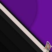 Lollipop Purple Reloaded Theme 1.0.7