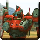 Robot Battle Armored Core War 2
