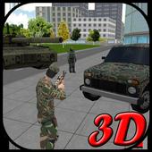 Army Car Driver 3D 1.0