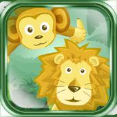 Jungle Monkey & Lion 1.2