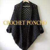 Crochet Poncho 1.1
