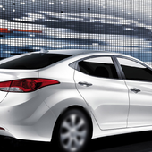 New Wallpapers Hyundai Avante Theme 1.0