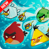 Guide Angry Birds Space