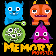 MEMORY MONSTERS Game for kids 1.0.7