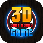 3D Dart Board Game 1.0