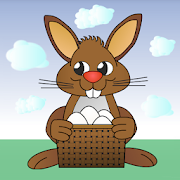 Rushing Bunny, help me to collect all the eggs 1.4.3