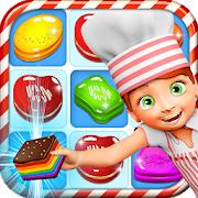 Cookie Star: Sugar cake puzzle match-3 game 2.1.0