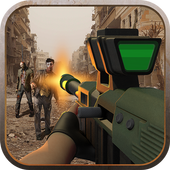 3D Sniper Zombies ShooterEvajAction