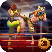 Thai Box Tiger Legacy Battle 1.0