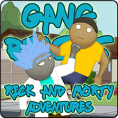 Gang Beasts Rick And Morty Adventures 1.0.1