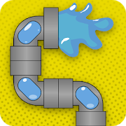 Water Pipes Logic Puzzle 1.3.3.1