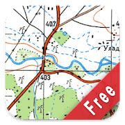 Soviet Military Maps Free 4 5 7 Apk Download Android Cats Maps Navigation Apps