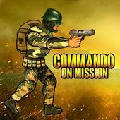Commando On Mission