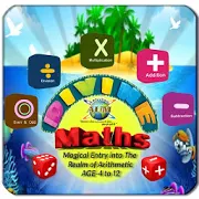 Divine Maths for Kids learning 1.0