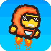 Fly High Jetzy - Free Arcade Games 2.4