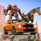 Robot Sports Car War Transform Fight 3D 2018 1.2