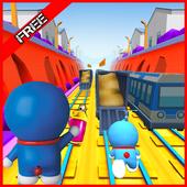 Subway Dora Adventure Rush : Doramon AdventureMicro Fun GamesAdventure