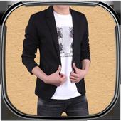 Man Stylish Photo Suit 1.2