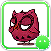 Stickey Cute Owl 1.1.3